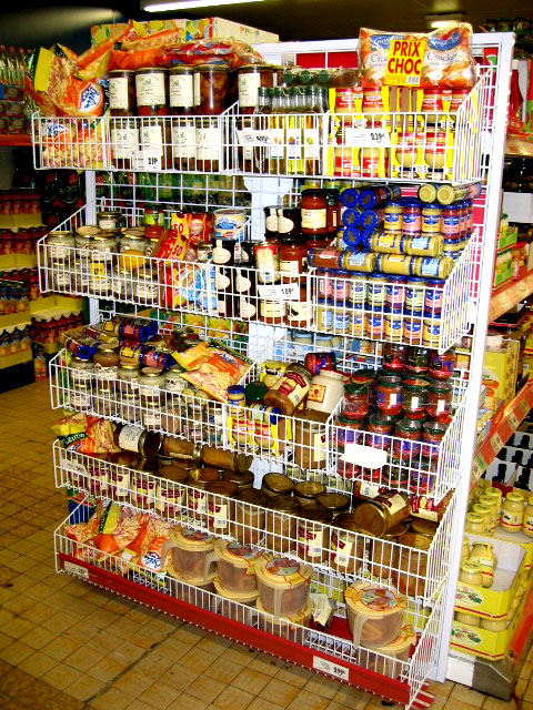 Food stores